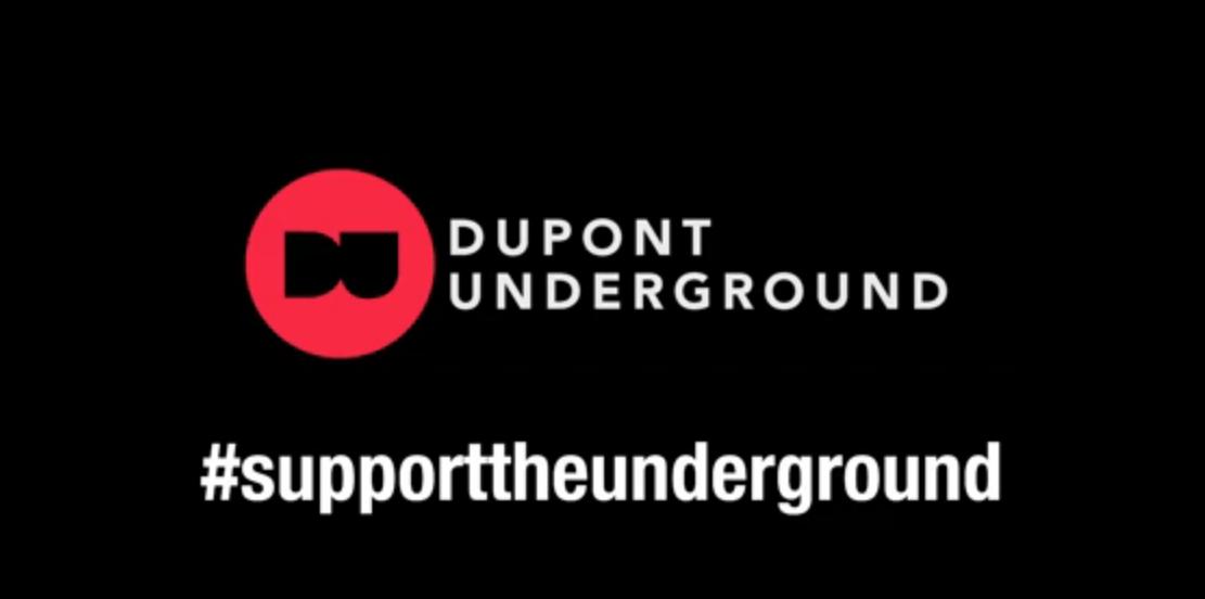 Dupont Underground – Washington DC Metro