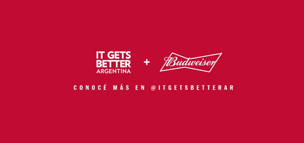 Budweiser – It Gets Better