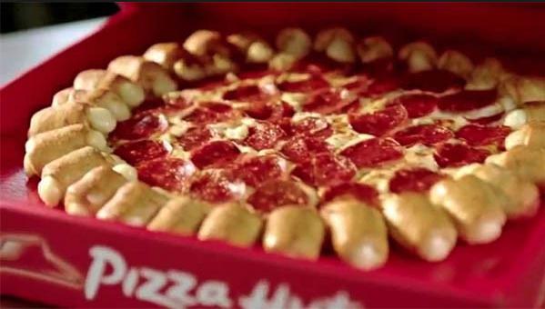 Pizza Hut – Cheesy Bites