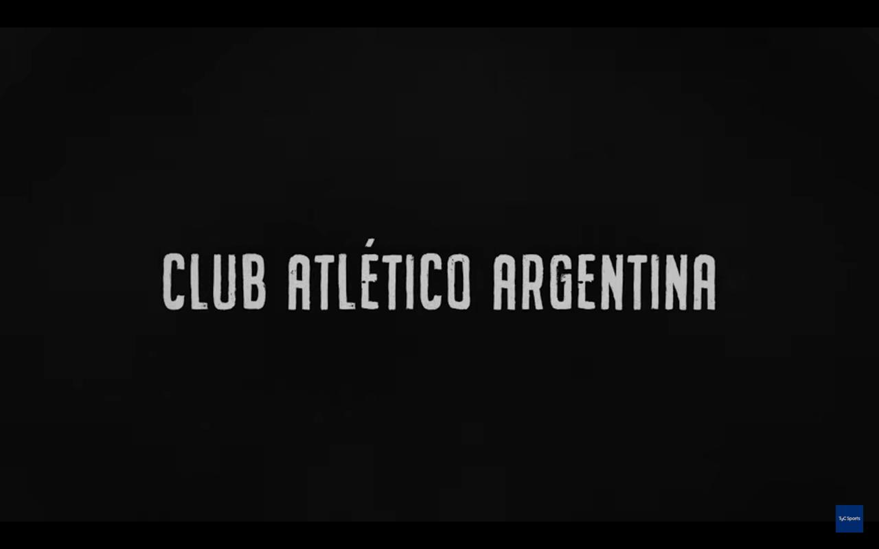 TyC Sports – Club Atlético Argentina